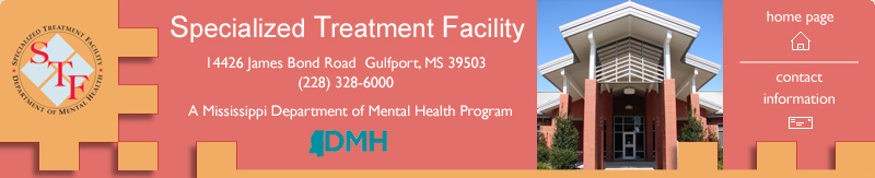 Specialized Treatment Facility A Mississippi Department Of Mental